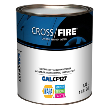 Cross/FIRE® Overall Refinish System